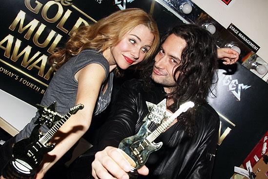 The Golden Mullet Awards - Kerry Butler - Constantine Maroulis final