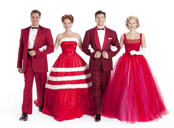 were dreaming of a fabulous new cast in white christmas - Cast Of White Christmas