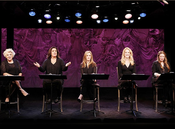 Love, Loss and What I Wore - Show Photos - Tyne Daly - Rosie O'Donnell - Samantha Bee - Katie Finneran - Natasha Lyonne