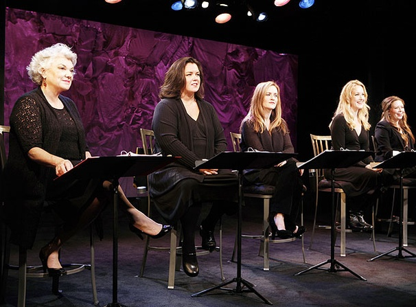 Love, Loss and What I Wore - Show Photos - Tyne Daly - Rosie O'Donnell - Samantha Bee - Katie Finneran - Natasha Lyonne (full cast 2)