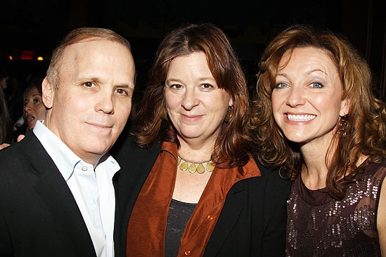 The Understudy Opening - Scott Ellis - Theresa Rebeck - Julie White