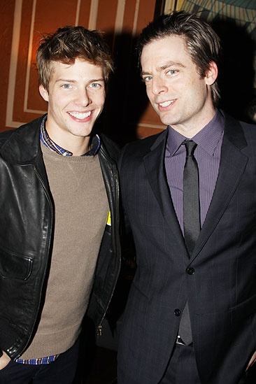 The Understudy Opening - Hunter Parrish - Justin Kirk