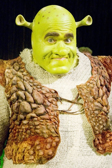 Shrek first anniversary – Brian d'Arcy James