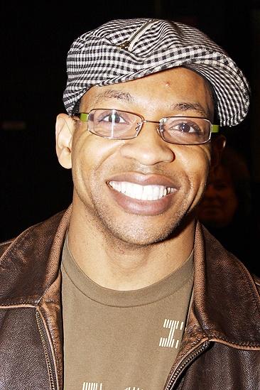 Fela! Actor's Fund performance - Derrick Baskin