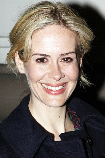 Behanding in Spokane Opening Night – Sarah Paulson