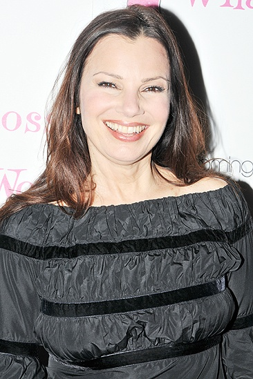 March 2010 Love, Loss cast – Fran Drescher
