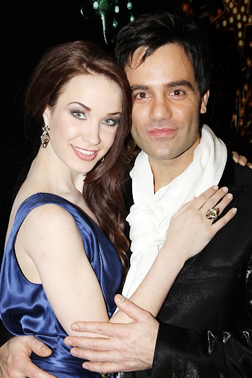Ramin and sierra dating