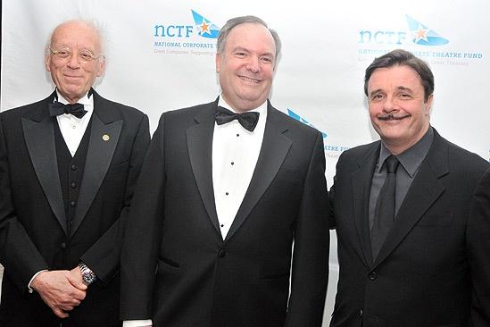 NCTF Honors Nathan Lane – Eugene Lee – Joe Kirk – Nathan Lane