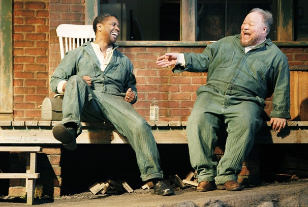 """an analysis of the similarities between the play fences by august wilson and the movie field of drea Father-son relationship in 'death of a salesman while willy's chases american dream in the field of august wilson's message in """"fences."""