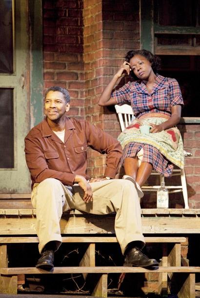 Show Photos - Fences - Denzel Washington - Viola Davis