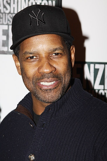 Fences Opening Night – Denzel Washington