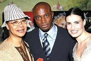 Wicked Opening - mom - Taye Diggs - Idina Menzel