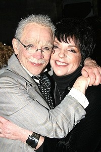 Liza Minnelli at Wicked - Joel Grey - Liza Minnelli