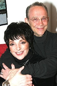 Liza Minnelli at Wicked - Liza Minnelli - Joel Grey