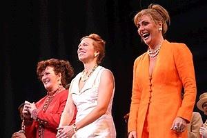 New Mamma Mia Cast - Liz McCartney - Carolee Carmello - Judy McLane