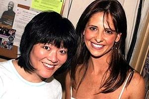 Buffy at Ave Q - Ann Harada - Sarah Michell Gellar