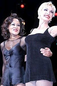 Chicago New Stars Givens O'Hurley - cc - Robin Givens - Amra-Faye Wright