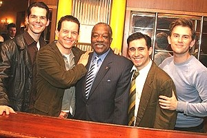 Stars Come Out for Jersey Boys - Hal Miller - Jersey Boys