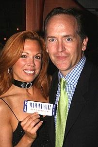 Photo Op - Mamma Mia! Fifth Anniversary - Carolee Carmello - David Beach
