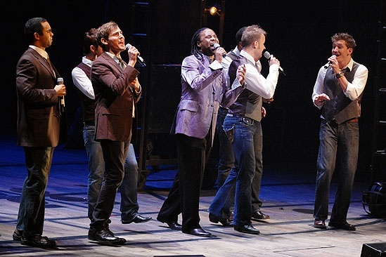 Defying Inequality – Billy Porter – Broadway Boys