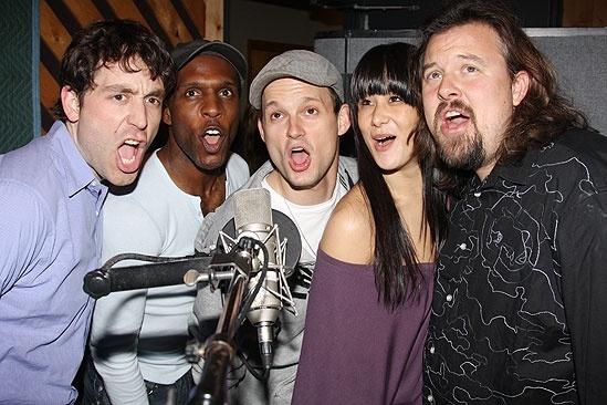 Rock of Ages Cast Recording – Michael Minarik – Andre Ward – Jeremy Woodard – Ericka Hunter – Tad Wilson