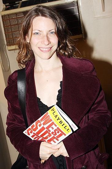Elena Roger at West Side Story – Elena Roger