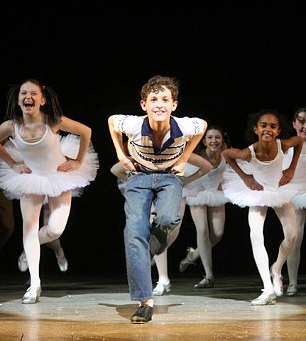 Billy Elliot - Show Photos - Trent Kowalik