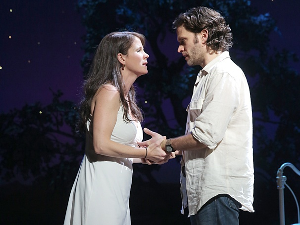 The Bridges of Madison County - Show Photos - Kelli O'Hara - Steven Pasquale