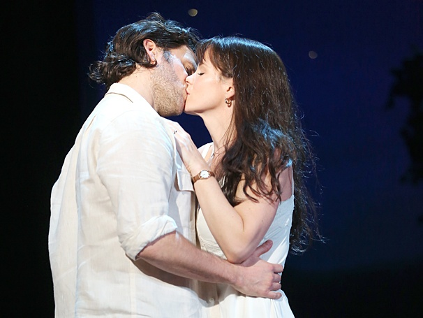 The Bridges of Madison County - Show Photos - Steven Pasquale - Kelli O'Hara