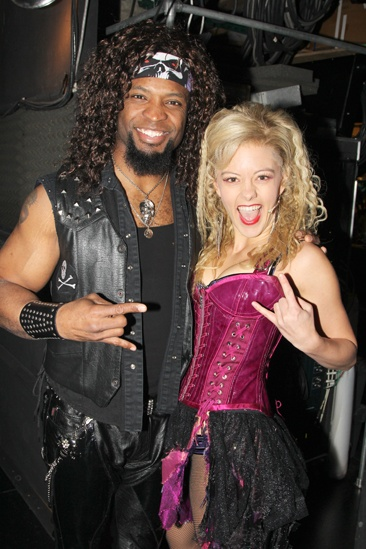 OP - Rock of Ages - Ahman Green - Kate Rockwell