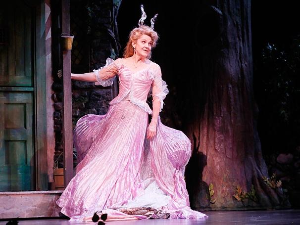 Cinderella - Show Photos - PS - 3/14 - Victoria Clark