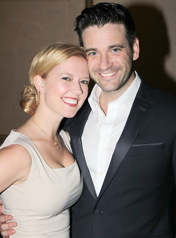 Roundabout Gala - Sam Mendes - OP - 3/14 - Patti Murin - Colin Donnell