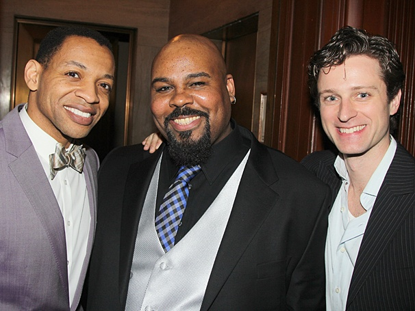 Aladdin - Opening - OP - 3/14 - Derrick Baskin - Jonathan Freeman - Kevin Massey