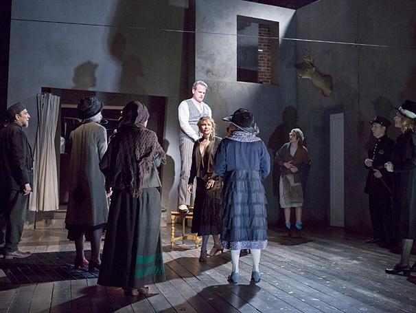 The Threepenny Opera - Show Photos - PS - 3/14 - Michael Park - Sally Murphy
