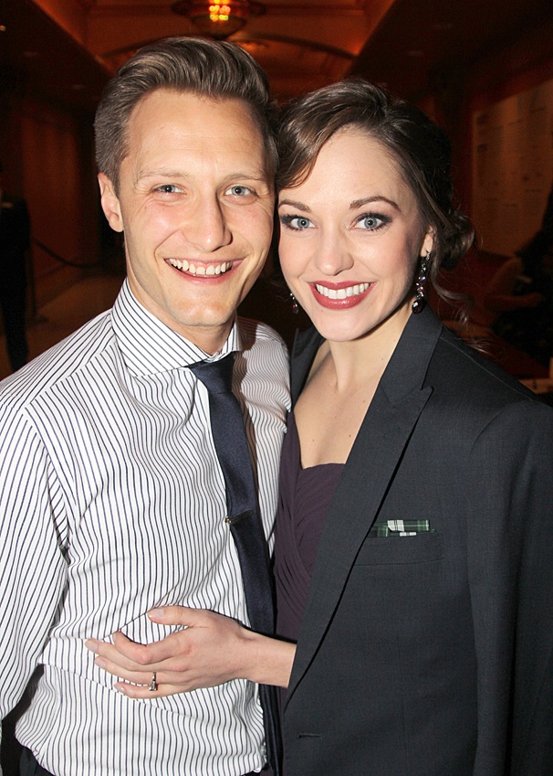 Violet - Opening - OP - 4/14 - Nathan Johnson - Laura Osnes