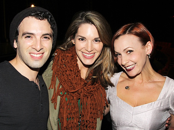 Beautiful - Actors Fund Performance - OP - 4/14 - Jarrod Spector - Kelli Barrett - Jenny Lee Stern