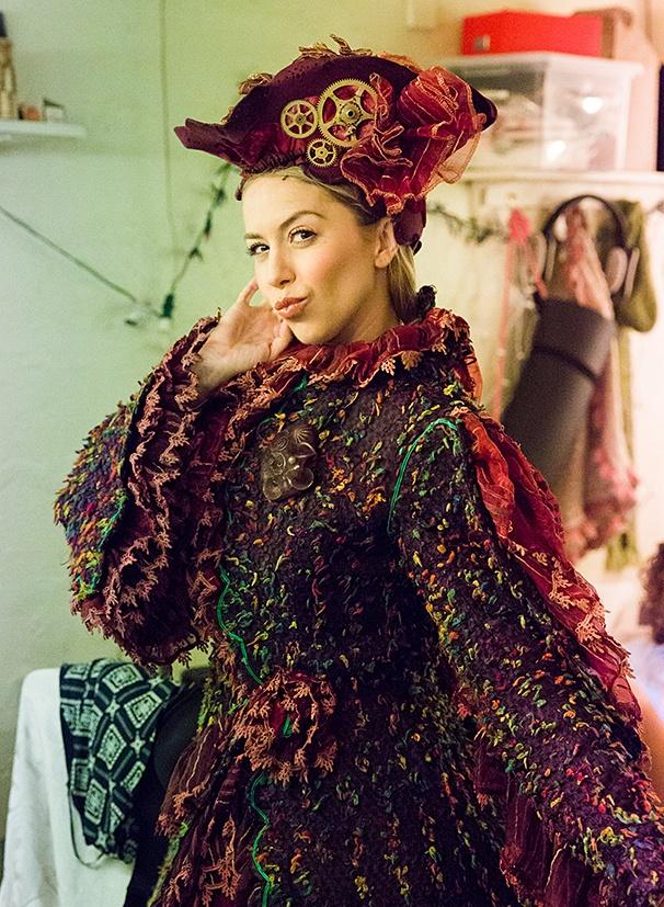 Wicked - Backstage - 8/14 - Emily Ferranti