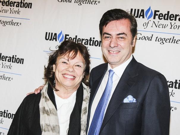 UJA- Excellence in Theater Award - John Gore - 3/15 - Nancy Coyne