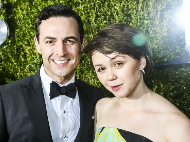 The Tony Awards - 6/15 - Max von Essen - Emily Skeggs