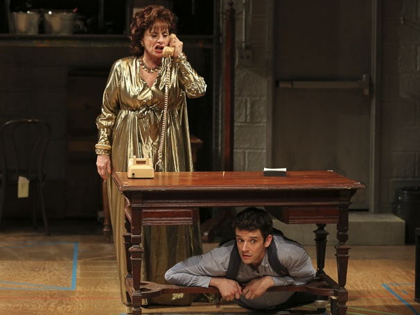 Shows for Days - Show Photos - 6/15 - Patti LuPone - Michael Urie