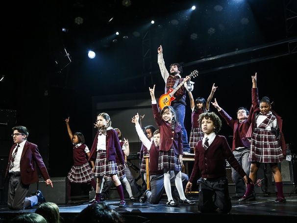 OP - School of Rock - Meet and Greet - Gramercy Theatre - 6/15 - Alex Brightman
