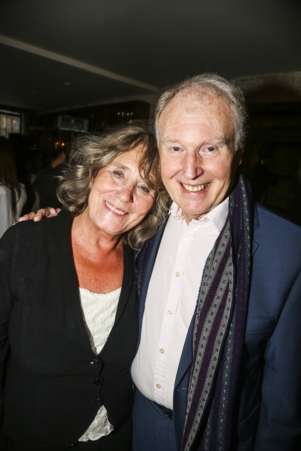King Charles III - Meet the Press - 10/15 - Margot Leicester and Tim Pigott-Smith