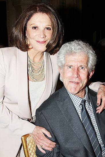 Linda Lavin at the Vineyard Theatre Gala – Linda Lavin – Tony Roberts