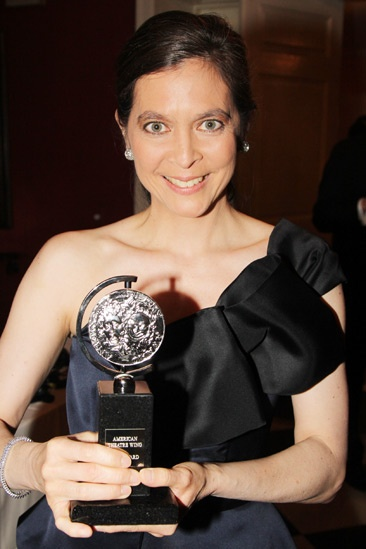 2013 Tony Awards Winner's Circle – Diane Paulus
