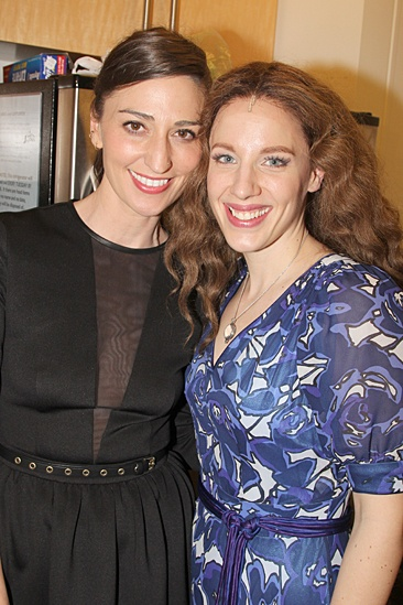 <I> Beautiful: The Carole King Musical</I>: Opening - Sara Bareilles -  Jessie Mueller