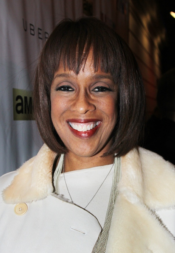 All The Way - Opening - OP - 3/14 - Gayle King