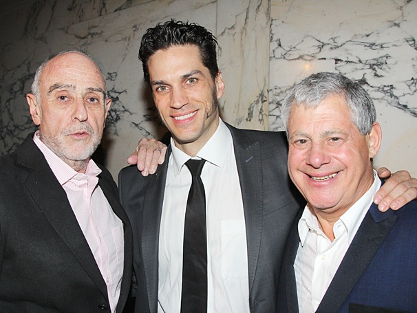 Les Miserables - Opening - OP - 3/14 - Claude-Michel Schonberg - Will Swenson - Cameron Mackintosh