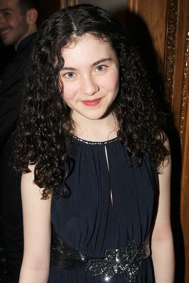 Les Miserables - Opening - OP - 3/14 - Lilla Crawford