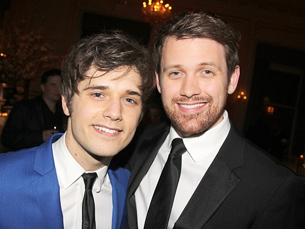 Les Miserables - Opening - OP - 3/14 - Andy Mientus - Michael Arden