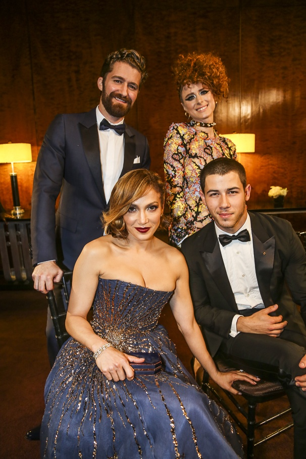 The Tony Awards - 6/16 - Matthew Morrison - Kieaza - Nick Jonas - Jennifer Lopez
